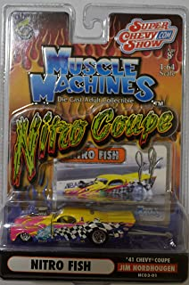 muscle machines nitro coupes