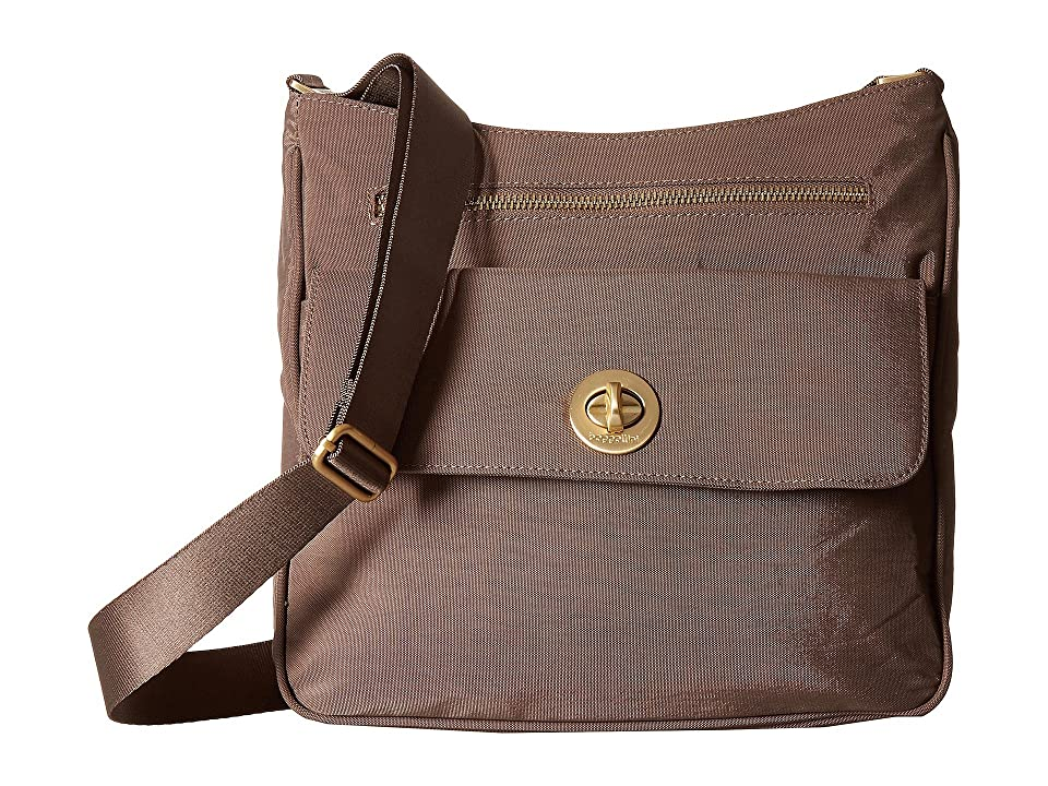 Baggallini - Baggallini Antalya Top Zip Flap Crossbody