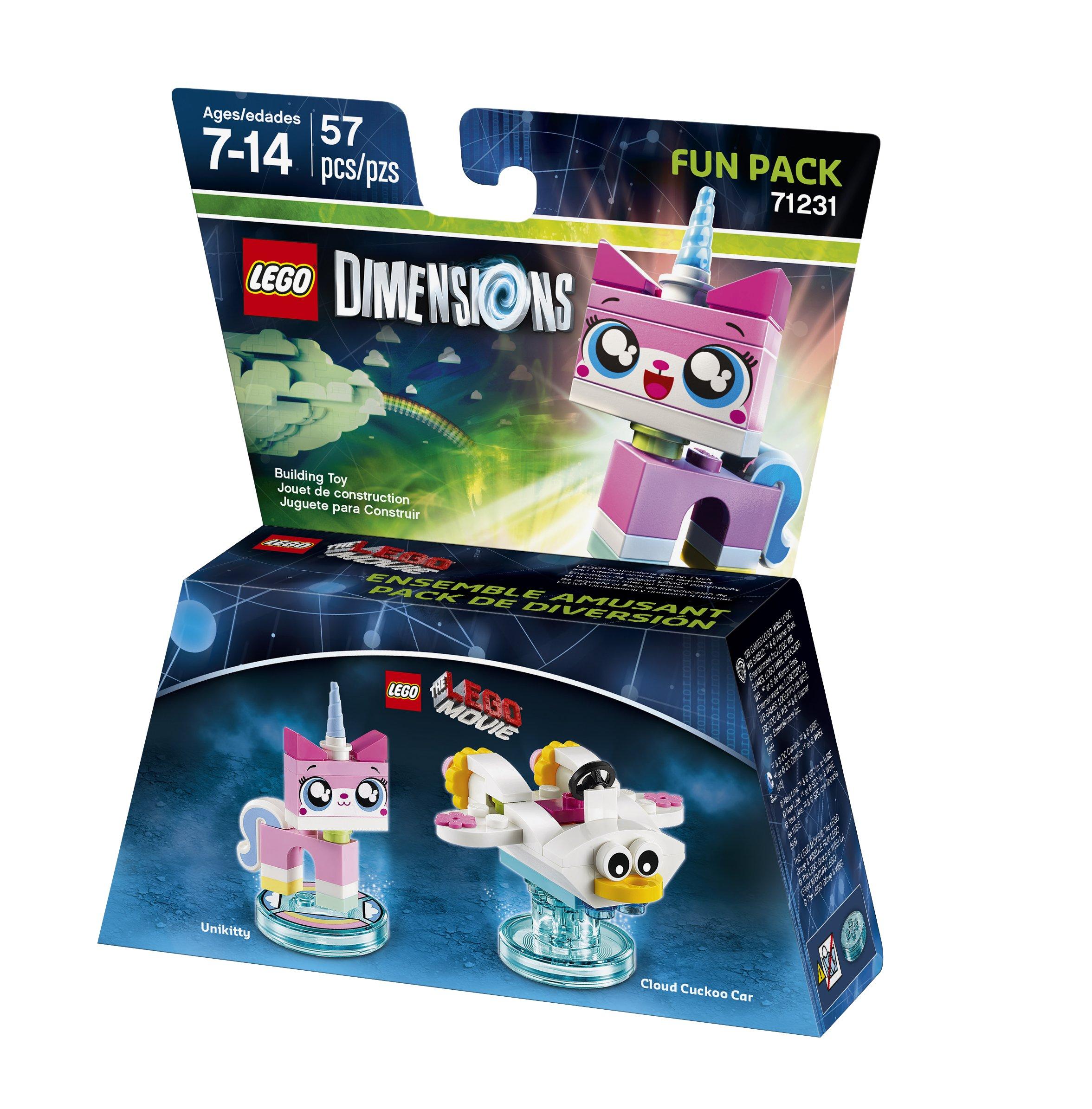 LEGO Movie Unikitty Fun Pack - LEGO Dimensions by Warner Home ...
