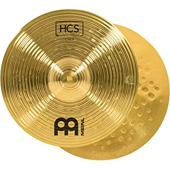 "MEINL 14/"" Hi Hat Set of Cymbal HCS HIHAT"