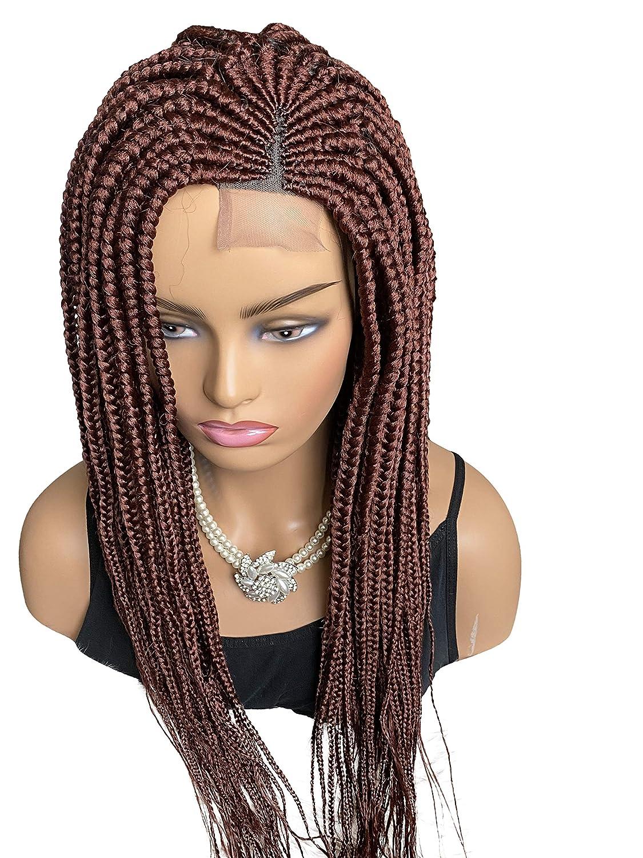 引き出物 JBG SERVICES Authentic 期間限定送料無料 African Wigs- Hand Synthe Braided