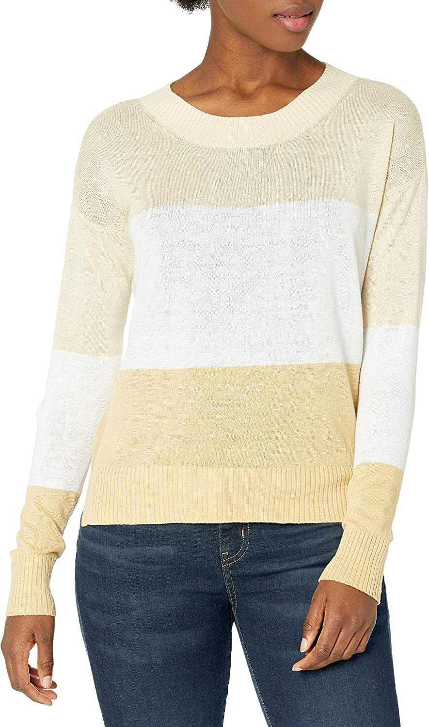 Club Max 58% OFF Monaco National products Women's Boatneck Linen