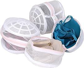 Laundry Science Premium Bra Wash Bags for Bras Lingerie Delicates Large Size (Set of 3)