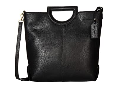 SOLE / SOCIETY Duff Tote (Black) Handbags
