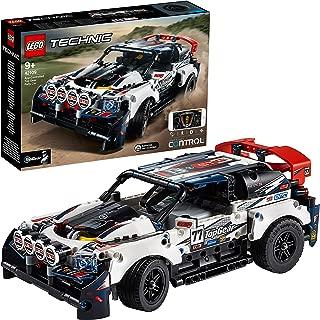 LEGO Technic - Coche de Rally Top Gear Controlado por App, juguete de construcción controlado por la aplicación Technic CONTROL+, maqueta de coche de carreras, Novedad 2020 (42109)