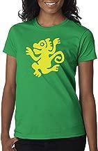 New Way 814 - Women's T-Shirt Legends Hidden Temple LOTHT [Green Monkeys]