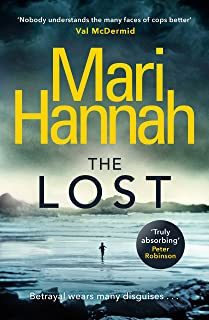 The Lost: A missing child is every parent's worst nightmare (Stone and Oliver Book 1) (English Edition)