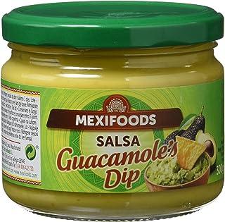 comprar comparacion Mexifoods Salsa Guacamole's Dip - 300 gr