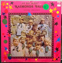 RAIMONDS PAULS BOYS CHOIR Song & processing of Latvian folk vinyl record