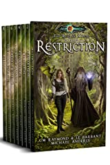 Rise of Magic Complete 2-ARC Omnibus:: Includes the first EIGHT books in the Epic Fantasy series! Kindle Edition