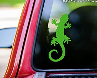 Minglewood Trading Gecko vinyl decal sticker 5