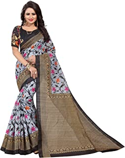 J B Fashion Cotton with Blouse Piece Saree