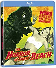 horror of party beach blu ray