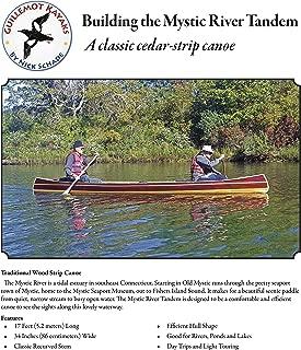 Building the Mystic River Tandem: A Classic Cedar-Strip Canoe (Strip Building Manuals Book 1)