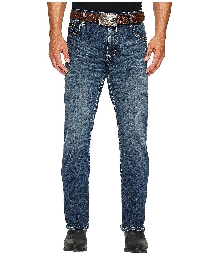 Wrangler  Retro Slim Boot Jeans (Layton) Mens Jeans