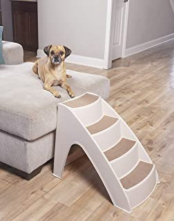 PetSafe Solvit Pup Step Lite Pet Stairs for Dogs and Cats