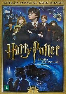 Harry Potter E A Pedra Filosofal [DVD]