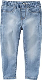 Girls' Denim Jegging