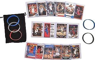 Basketball Cards: Curry, Lebron Joel Embiid, Carmelo, Oladipo, Ben Simmons, Thompson, Rudy Gay, Booker, Griffin, DeRozan, John Wall, Chris Paul, Karl-Anthony Towns, Love, Porzingis 16 Card Gift Bundle