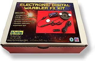 HYTECHTOYZ PRO Series Cylon Warble Sound Effect Sound Generator - Sound Like Battlestar Galactica