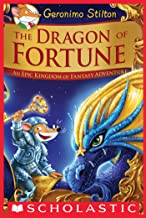 The Dragon of Fortune (Geronimo Stilton and the Kingdom of Fantasy: Special Edition #2): An Epic Kingdom of Fantasy Adventure