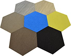 hexagon carpet tile