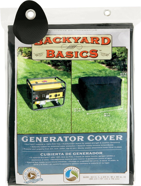 Ranking TOP1 Backyard Basics Generator Cover 34 Inch 30 overseas 24 x