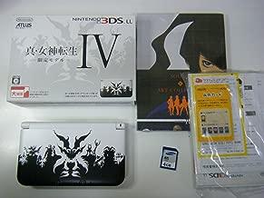 3ds Shin Megami Tensei Iv - Limited Model - Shin Megami Tensei Iv Sound and Art Collection(japan Import)