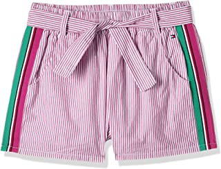 Tommy Hilfiger Girl's Clean Stripe Shorts