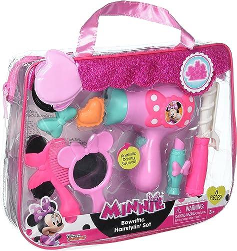 Minnie Mouse Haarschmuck-Set mit Schleife und Schleife
