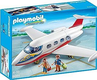 PLAYMOBIL - Avión de Vacaciones (60810
