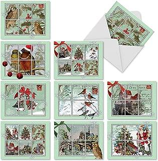 Best vintage bird christmas cards Reviews