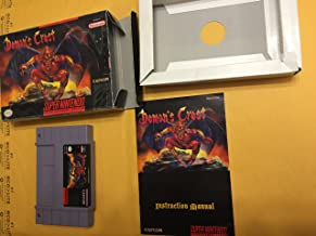 Best demon's crest snes Reviews