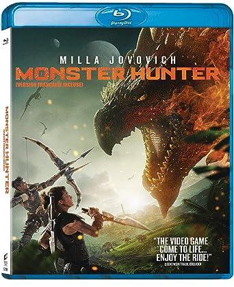 Monster Hunter [Blu-ray] (Bilingual)