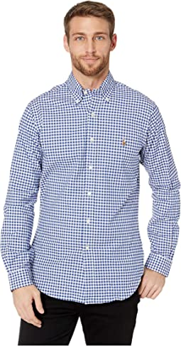 Stretch Fit Oxford Sport Shirt