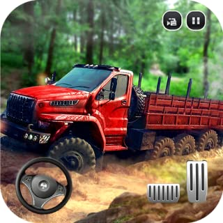 Big Euro Truck Driving Simulator 2018: Offroad Cargo Transport Parking Drive Adventure Games Free For Kids