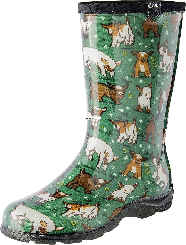 Sloggers 5021HRSBK06 Waterproof Comfort Boot Black