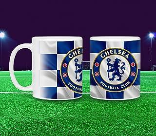 Chelsea FC Football Club Printed Mug- 11oz Ceramic Coffee Mug