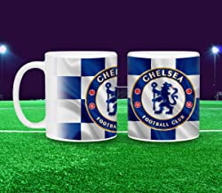 Chelsea FC Football Club Printed Mug- 11oz Ceramic Coffee Mug
