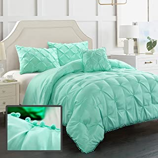 Best mint colored bedding Reviews