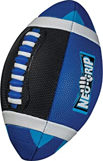 Franklin Sports Mini Sponge Foam Football - Grip-Tech Youth Football with Sift and Tacky, Easy Grip Cover - Perfect for Small Kids (Colors May Vary)