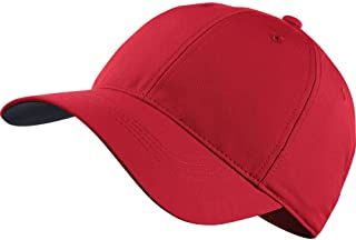 e38383c20e7 Nike Legacy 91 Custom Tech Men s Adjustable Golf Hat (University Red)
