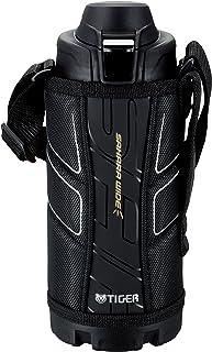 Tiger water bottle sports bottle Sahara Black 1L MME-B100-K