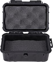 CASEMATIX Waterproof Panasonic Lumix Camera Case for Panasonic Lumix DC-TS7, ZS200, DMC-ZS100, DMC-LX10, DMC-ZS60, DMC ZS50 and More with USB Cable, Replacement Battery, and Memory Card