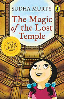 The Magic of the Lost Temple by Sudha Murty - Paperback
