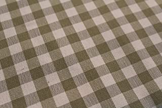 Sage Check Fabric by The Yard