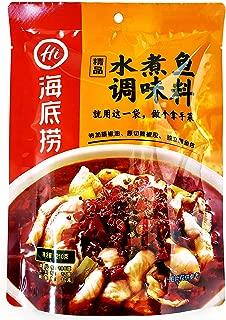 hot spicy fish sauce (haidilao)(水煮鱼)buy 3 get 4, buy 5 get 7, buy 7 get 10