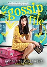 the gossip file anna staniszewski