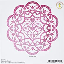 Cheery Lynn Designs DL184 Sophia's Heart
