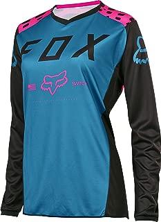 womens fox jersey
